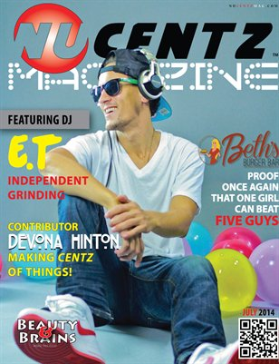 NuCentz Magazine issue #4
