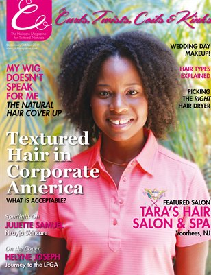 Curls, Twists, Coils & Kinks Magazine September/October 2015