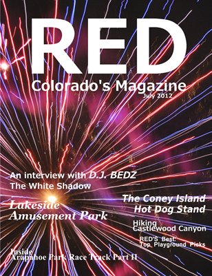 RED: Colorado's Magazine (July 2012)