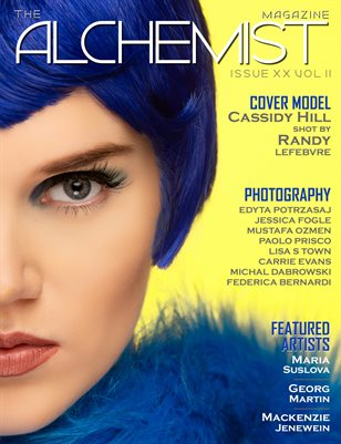 The Alchemist Magazine - Issue XX Vol. II