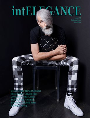 intElegance issue 52 - Feb 2019 Raining Men