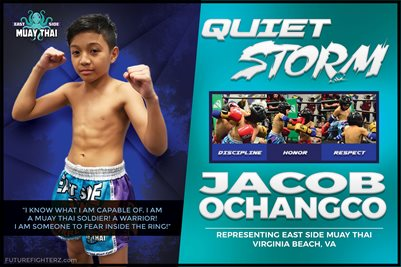 Jacob Ochangco Quote Poster