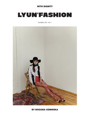 LYUN ISSUE No.11 (VOL No.7) C1