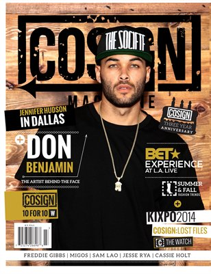 COSIGN Magazine Issue 9: 3yr Anniversary Issue