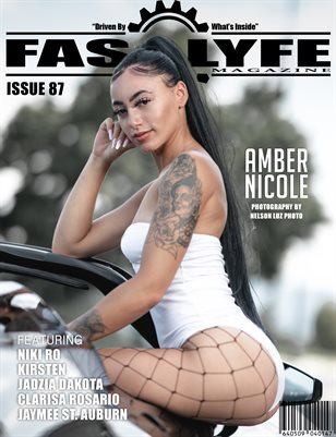 FASS LYFE ISSUE 87 FT. AMBER NICOLE