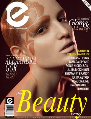 March Beauty Issue - Book 2