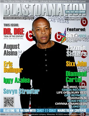 Blastdanation Magazine June/July 2014