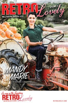 Mandy Marie Cover Poster