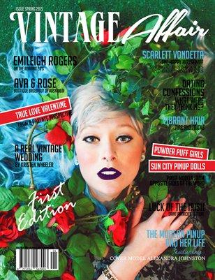 Vintage Affair Magazine | Spring 2015