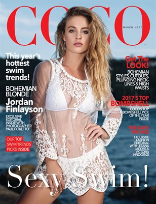 COCO Fashion Magazine MAR2017