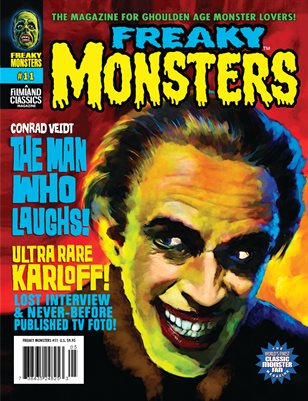 Freaky Monsters 11