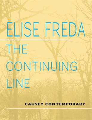 Elise Freda: The Continuing Line - Causey Contemporary