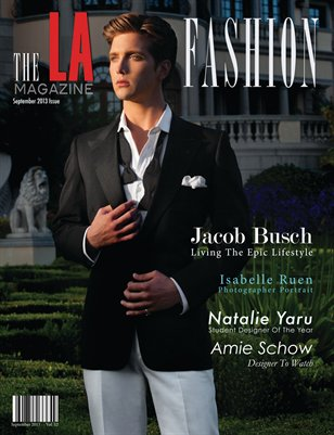 The LA FAshion magazine September 2013 Issue