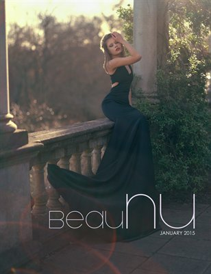 beauNU Magazine January 2015 issue