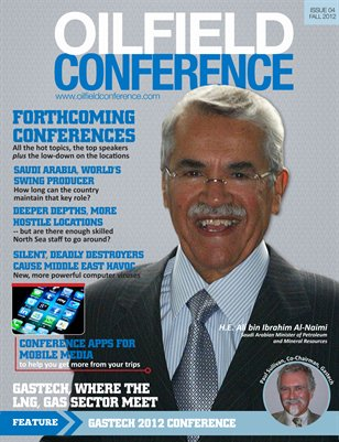 Oilfield Conference Magazine - Issue 04