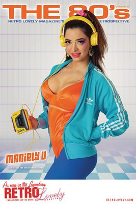 20th Century Retrospective – The 80's Vol. 2 – Mariely V Cover Poster