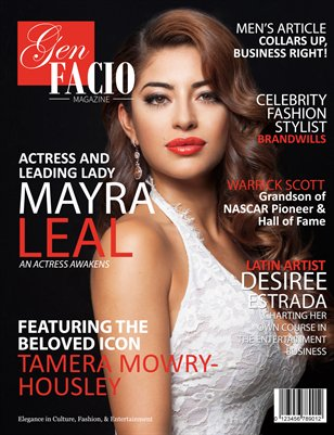 Gen Facio Magazine - Issue 2 (Dual cover - February 2015)