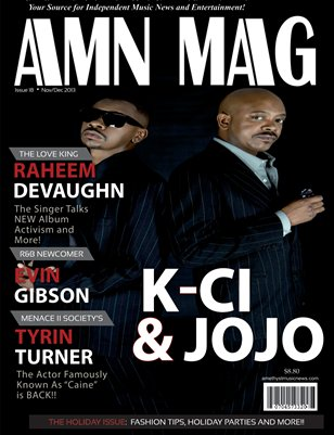 AMN MAG, Issue #18