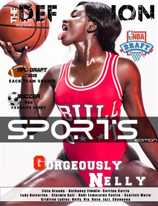 TDM: Sport edition:Gorgeously Nelly  cover