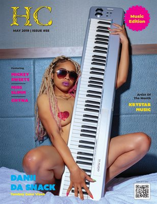 Issue #55 - Danii Da Snack