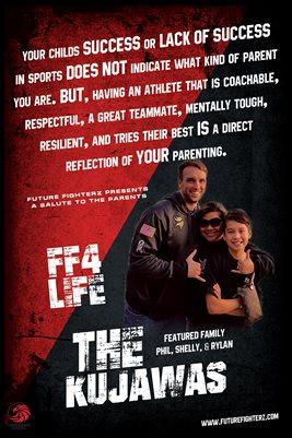 Rylan Kujawa FF Family Poster