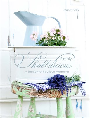 Simply Shabbilicious Magazine - Issue 3, 2014