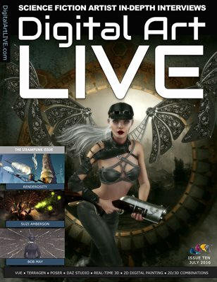 Digital Art Live issue 10
