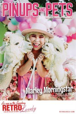Pinups & Pets Vol. 8 – Marley Morningstar Cover Poster