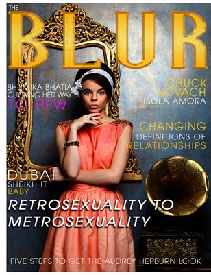 The Blur Magazine -September The International Issue