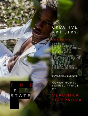 theFstate Issue 004 | Creative Artistry