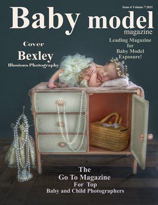 Baby Model Magazine Issue 6 Volume 7 2021