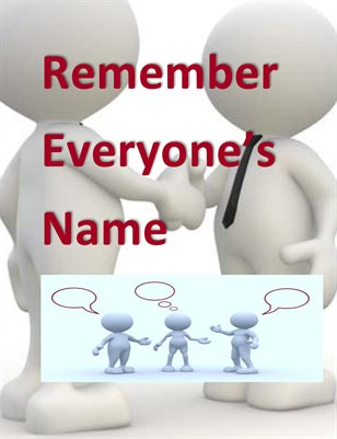 Remember Everyone's Name