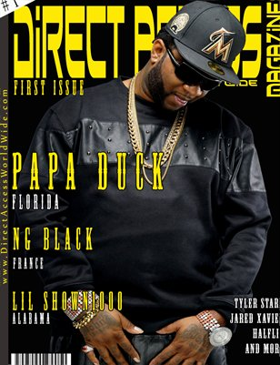 Direct Access World Wide Magazine #1