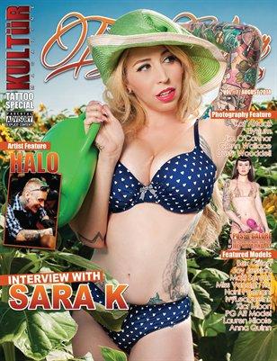 Kultur Magazine TATTOO Special - TATTOO Kultur VOL 7.3