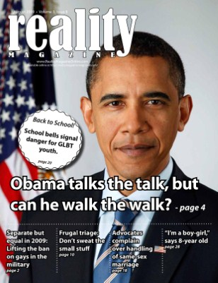 Reality Magazine, Vol. 3, Iss. 8