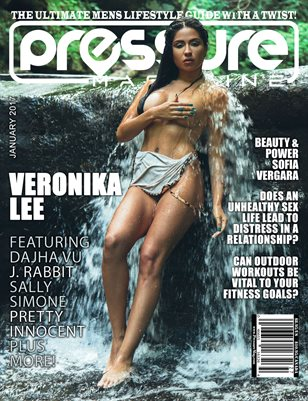 PRESSURE - January 2017 #27 (Veronika Lee)