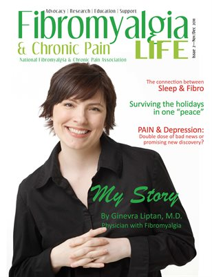 Fibromyalgia & Chronic Pain LIFE Nov Dec 2011 Vol. 2