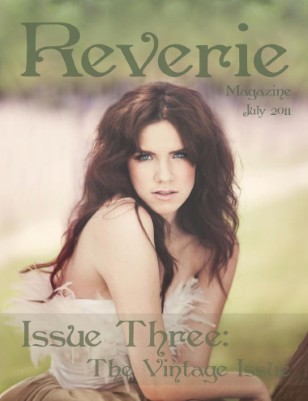 Issue Three: The Vintage Issue