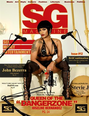 The Official Scrilla Guerillaz Magazine issue #12
