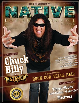 The Chuck Billy Issue
