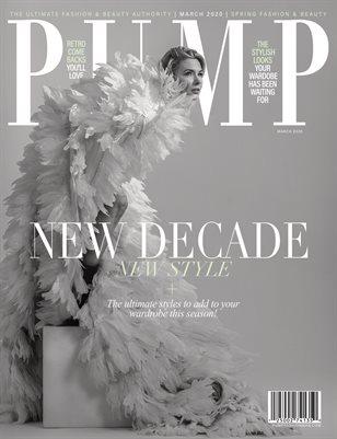 PUMP Magazine - March 2020 - Fashion & Beauty
