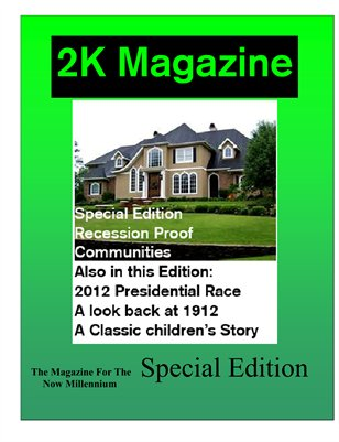 2K Magazine Special Edition Vol.1 Issue #1