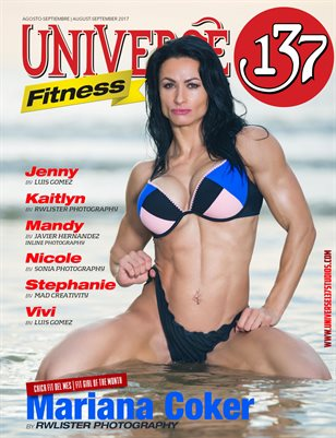 UNIVERSE 137 FITNESS EDITION AUGUST-SEPTEMBER 2017