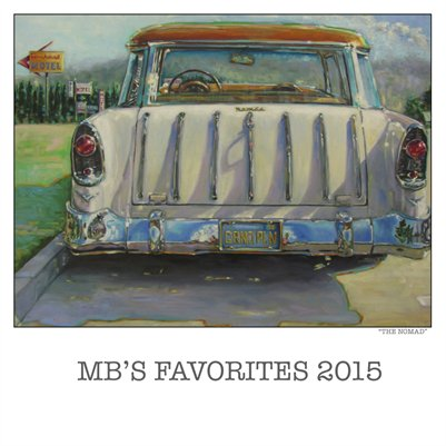 MB'S FAVORITES 2015