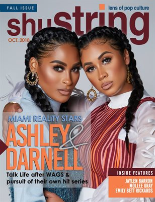 shuString Magazine The High Fashion Issue 23