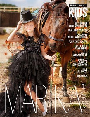 MARIKA MAGAZINE  KIDS (ISSUE 903 -MAY)