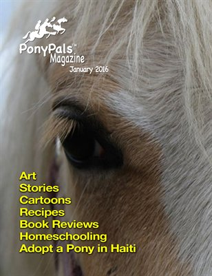 January 2016 Pony Pals Magazine -- Vol.5 #8