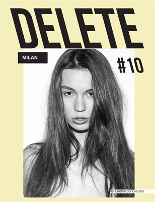 Delete Magazine #10