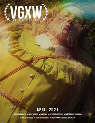 VGXW Magazine - April 2021 (Cover Option 1)