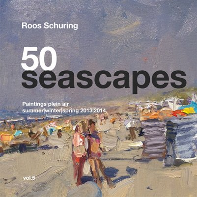 "ROOS SCHURING ""50 Seascapes"" Vol.5 spring